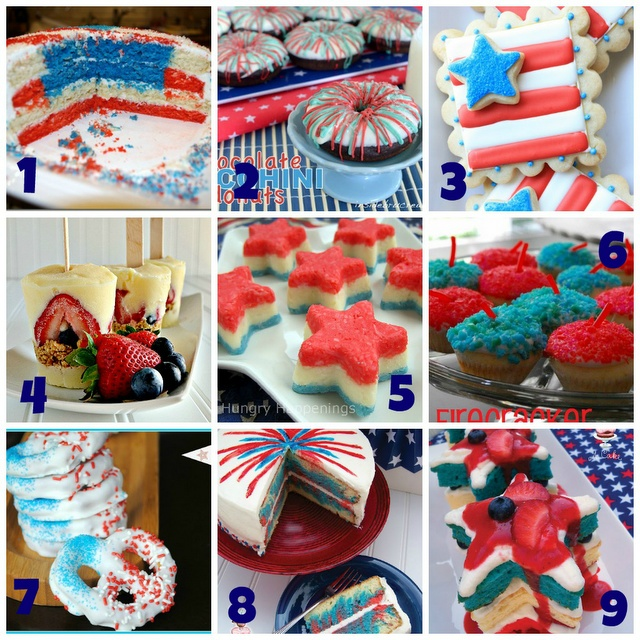 Crazy for Crust: Whatever Friday {Huge 4th of July Roundup} #4thofJuly #holiday