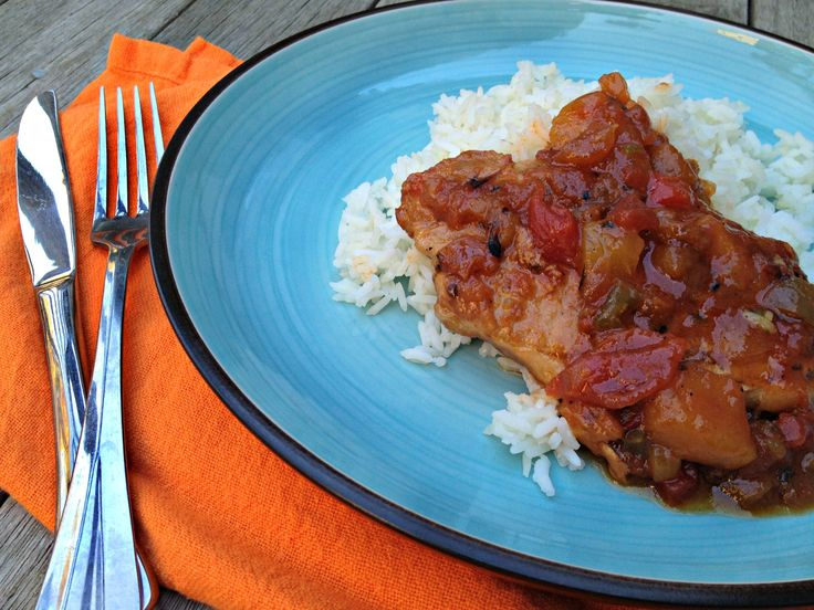 Mexican Pork Chops SLow Cooker Giveaway