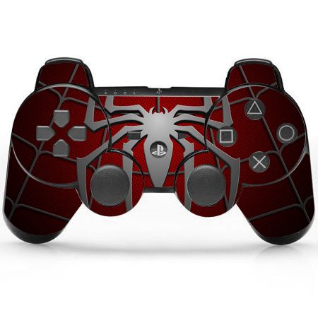 >> Click to Buy << Spiderman Style Protector Vinyl Skin Sticker For PS3 Controller Controle Decal Gamepad Cover For Sony Playstation 3 #Affiliate
