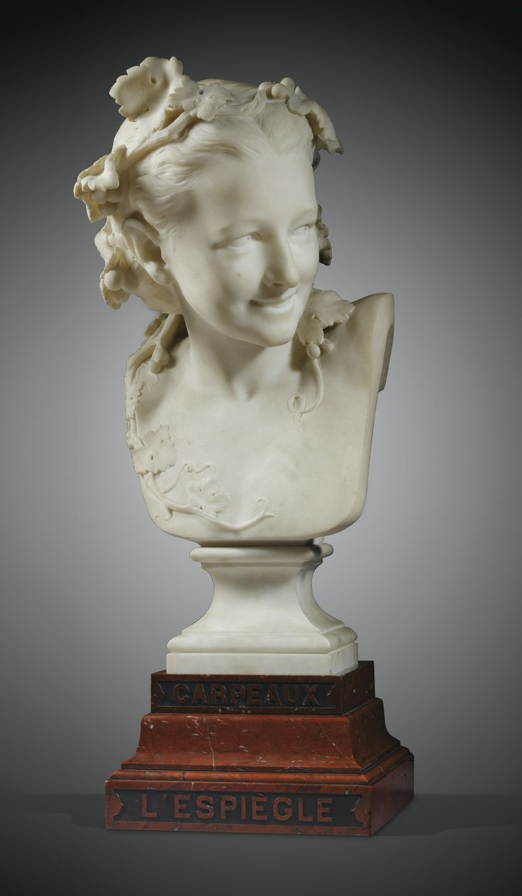 Pin by joe munguia on marble | Marble bust, Sculpture, Art