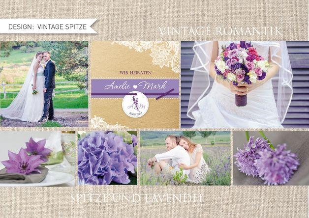 Hochzeit Papier, Lapapetina Bei, Hochzeitseinladung Vintage, Designer ...