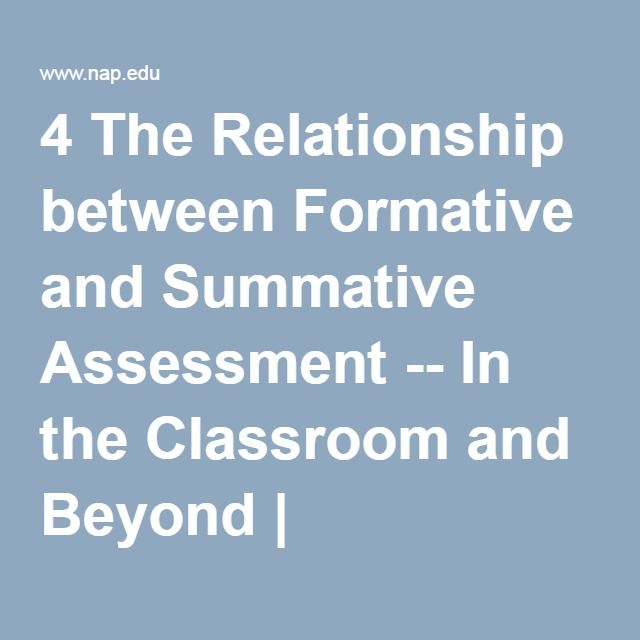 Ms De  Ideas Increbles Sobre Formative And Summative