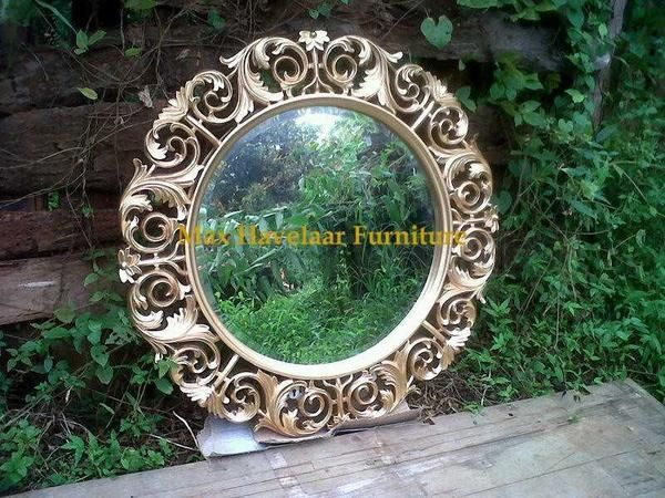 Cermin Ukir Dunia • Max Havelaar Furniture • Indonetwork.co.id