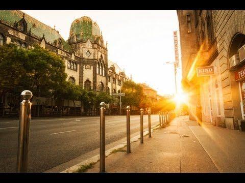Budapest Timelapse