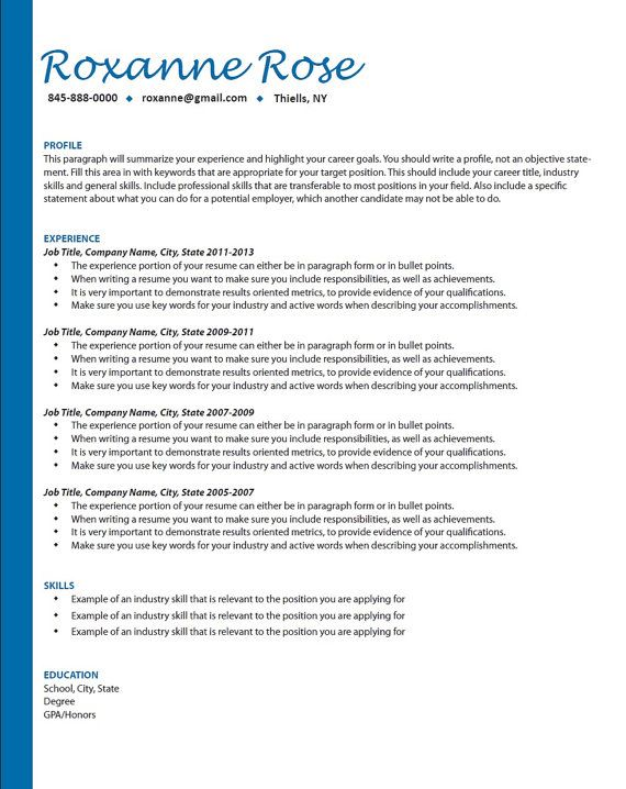 40 best Resume Writing and Design images on Pinterest Resume - accomplishments for a resume