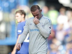 Everton striker Wayne Rooney 'not considering sympathetic leave'