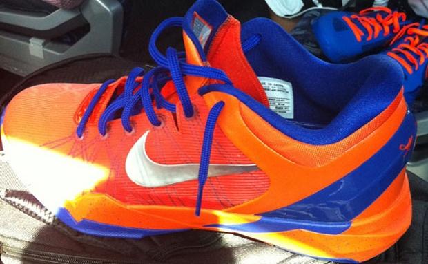 "Nike Zoom Kobe VII ""Rising Stars Challenge"" Landry Fields PE"