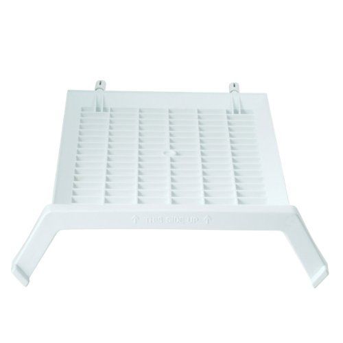 Whirlpool 3404351 Super Capacity Dryer Rack for 6-1/2-Cubic-Feet Dryer by Whirlpool. $15.00. From the Manufacturer                Use the dryer rack to dry items that shouldn't be tumbled, such as sweaters, ball caps, footwear, delicates, stuffed animals, and more. Simply place the rack inside the dryer, and enjoy gentle tumble-free drying. This rack is specifically designed for whirlpool super capacity 6-1/2-Cubic-Feet Dryers.                                    Product ...