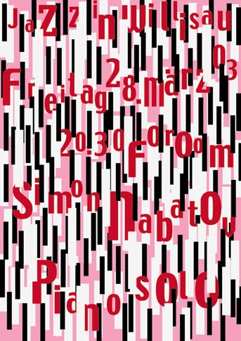 All That Jazz: Posters by Niklaus Troxler: slide 24
