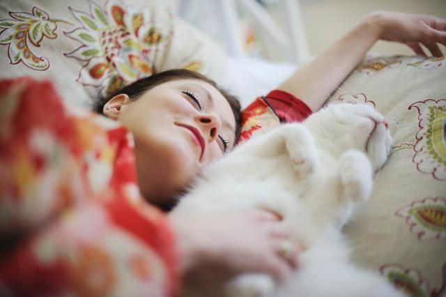 Why We Drool in Our Sleep: We produce over a liter of saliva per day...is it a medical concern if some of it drools out?