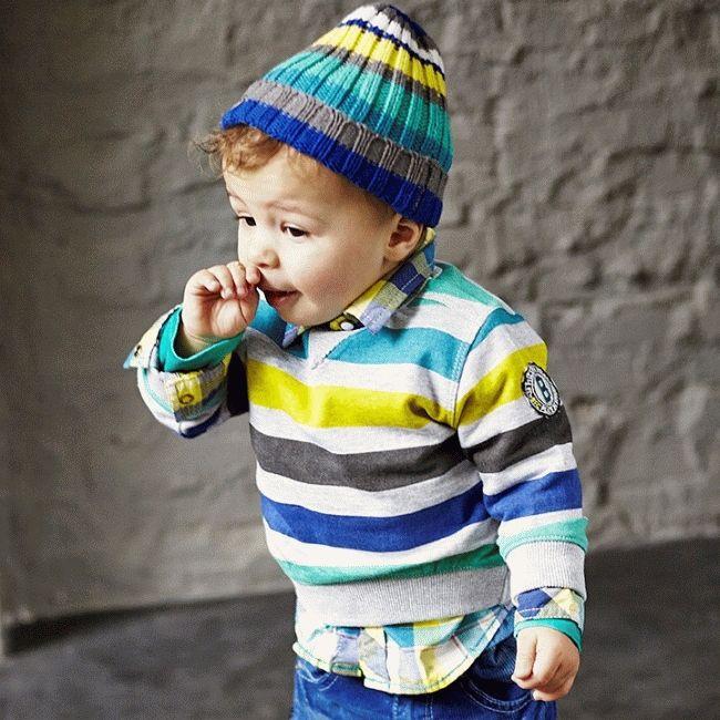 Babyface - sweater»baby»Teddys babykleding en kinderkleding in Aalsmeer en online