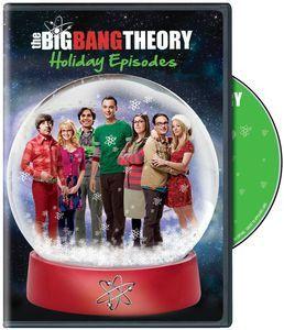Big Bang Theory: Holiday Compilation DVD
