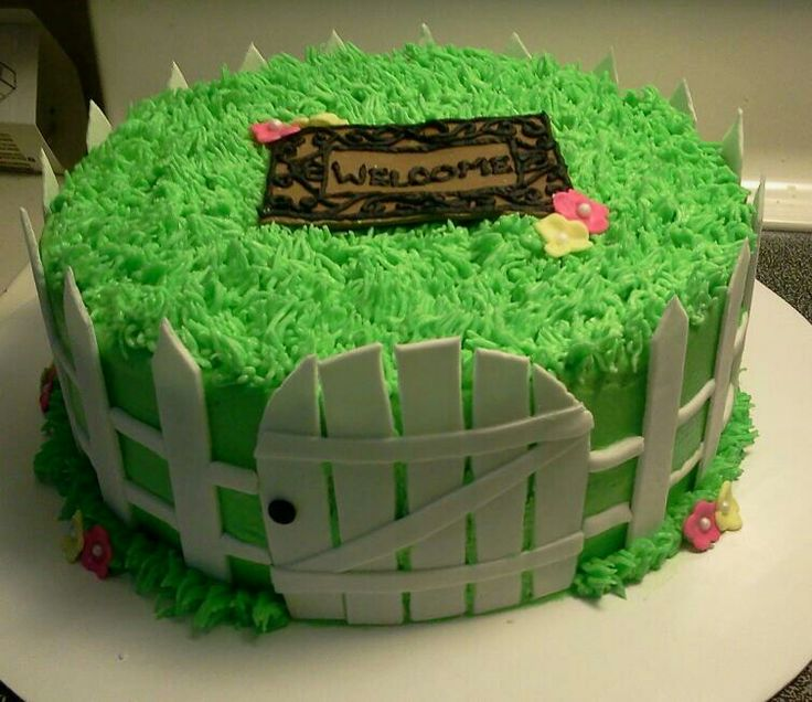 Cake Designs For Housewarming : House warming cake cremaillere Pinterest House and Cakes
