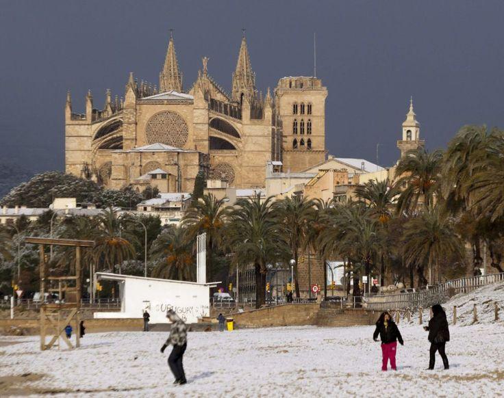Temporal de frío y nieve en España | Fotogalería | Madrid | EL PAÍS