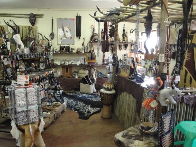 Inside Thokozisa - Hides of Africa