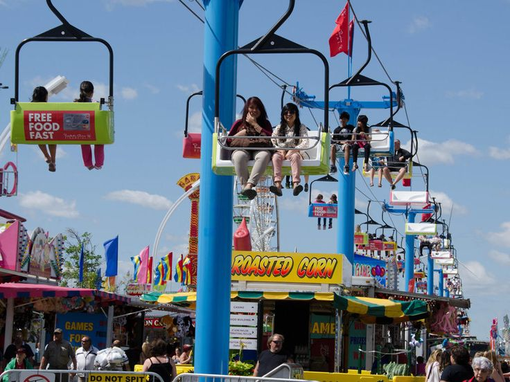 Daily CNE Trivia | What is the name of the ride pictured? Check out our Facebook page for your chance to win free RAD Passes! #trivia #contest #CNE2014 #letsgototheex #toronto