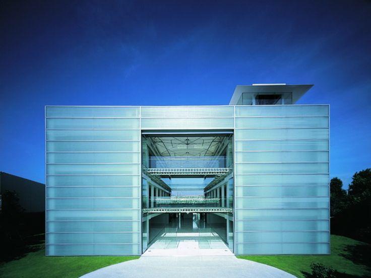 Paper Museum | Shizuoka, Japan | Shigeru Ban | photo © Hiroyuki Hirai