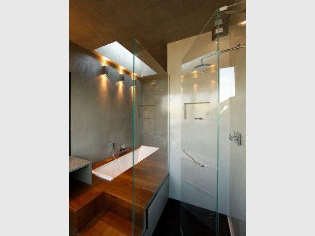 36 best Douche à lu0027italienne images on Pinterest Bathroom, Showers
