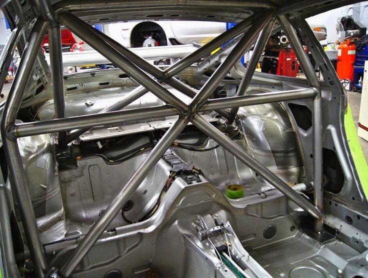 Porsche 996 Roll Cage Google Search Porsche 996 Track Cars