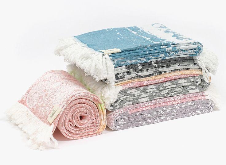 Novas toalhas de praia | A Loja do Gato Preto | #alojadogatopreto | #shoponline