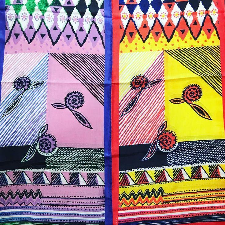 New Silk Scarfs 😍😍😍 #greek #silkscarf #silk #scarf #giftidea #ethnik #style #design #art #tripadvisor #rosinaperfumery #giannitsopoulou6 #glyfada #athens #greece #shoppingonline : www.rosinaperfumery.com 💛