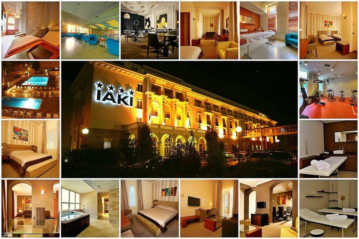 Hotel Iaki 4 stele este unul dintre cele mai prestigioase hoteluri de pe litoralul romanesc al Marii Negre. Amplasat in centrul statiunii, Hotel Iaki Mamaia este un loc incarcat de istorie, care ofera si in zilele noastre servicii si facilitati excelente.