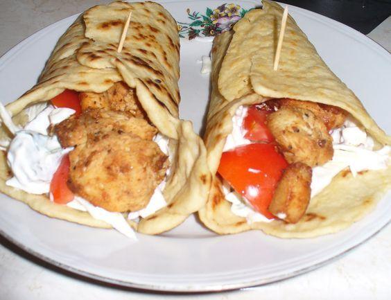 Réka update receptjei: U1 Tortilla