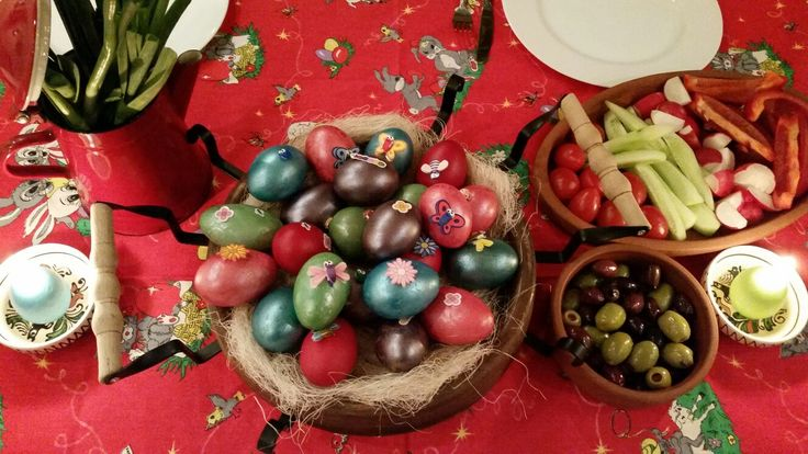 Easter at Casa de Gallois