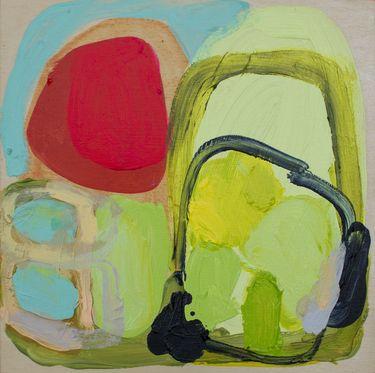 "Saatchi Online Artist Claire Desjardins; , ""After the Rain"" #art"