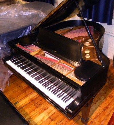 Vintage Steinway Pianos 18