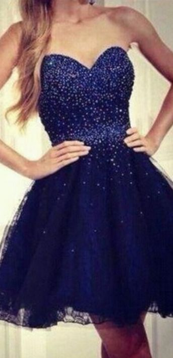 Homecoming Dress,Short Prom Dress,S