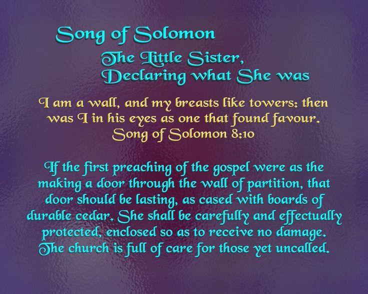 image Little sister bible song of solomon chapter 8 riley reid
