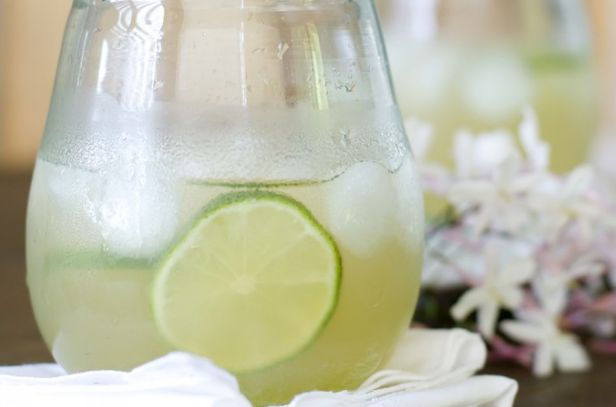 GINGER BUG AND GINGER-MINT LIME SODA