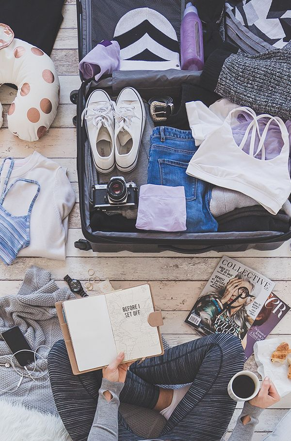 Inspiration for suitcase packing | Travel the world | Wanderlust