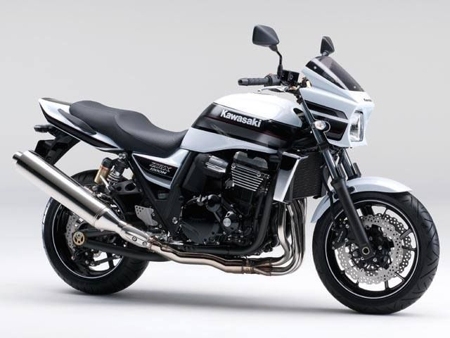 March 2011: Kawasaki ZRX1200 Daegu