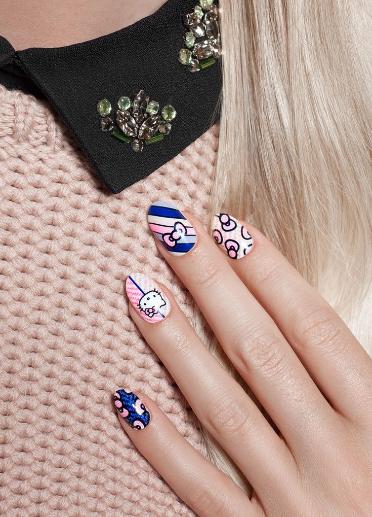 393 best Nail art images on Pinterest   Nail scissors, Cute nails ...