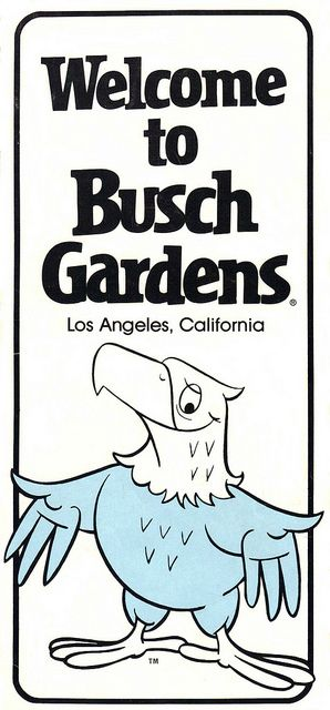19 best busch gardens van nuys images on pinterest van nuys busch gardens van nuys california was open from 1966 yelopaper Image collections