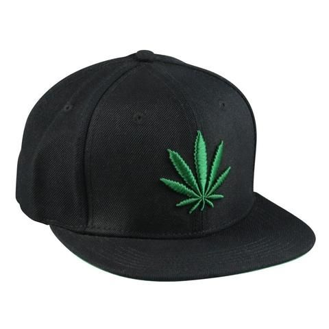 High Times® Snapback Hat - Iconic Chronic