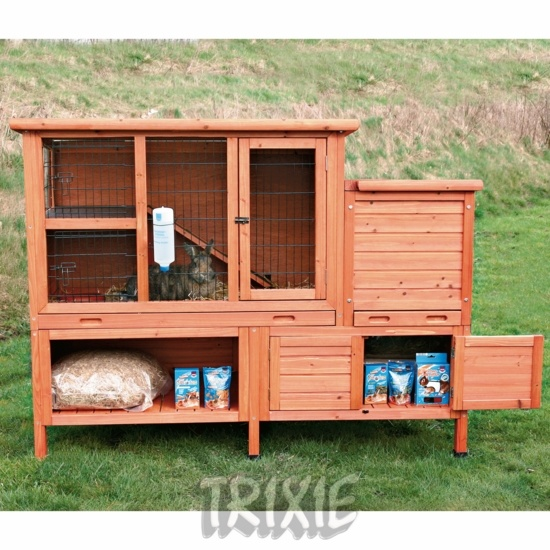 13 best images about lilys bunny cage ideas on pinterest for How to make a bunny hutch