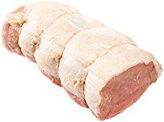 How to cook a center boneless pork loin roast to maximum tenderness.