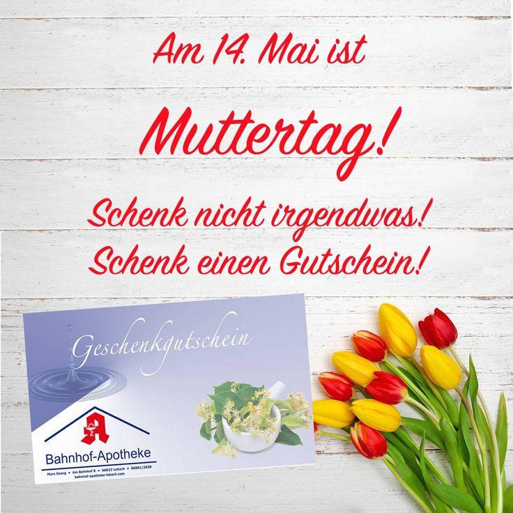 Unsere Gutscheine gibts im Geschäft oder online zum Ausdrucken auf unserer Homepage unter www.bahnhof-apotheke-lebach.com/unser-service-leistungen/gutscheine/