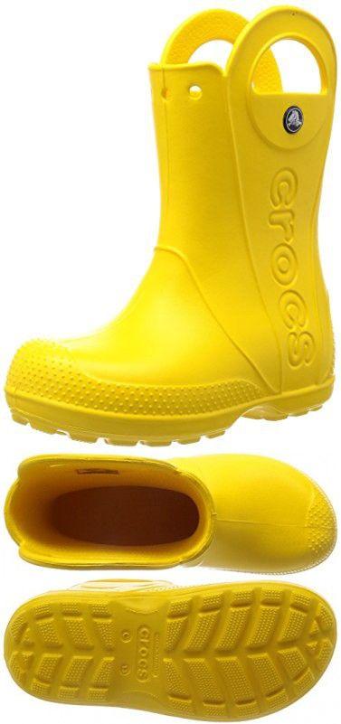 868eb96f5fe612 Crocs Infants Toddlers Handle It Rain Boot