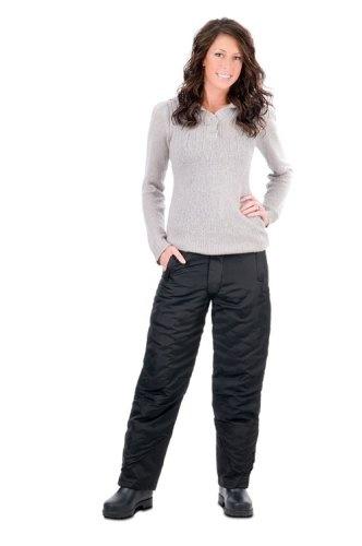 Mossi Black Large Women's Snow Pant