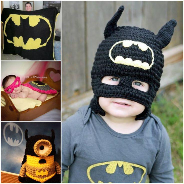 Batman-Crochet-Projects-