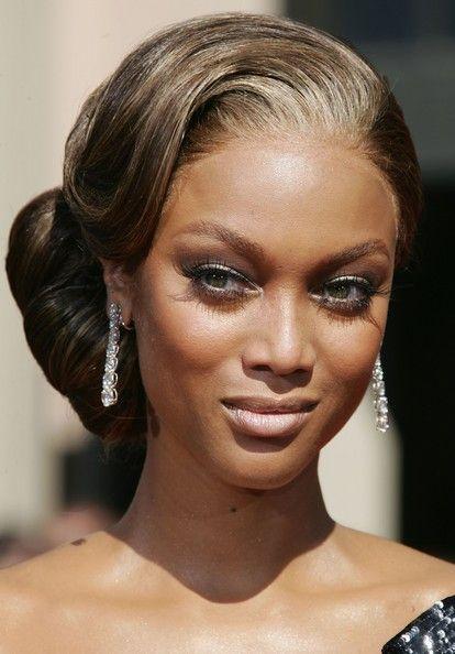 Stupendous 1000 Ideas About Tyra Banks Hair On Pinterest Virgin Hair Short Hairstyles Gunalazisus