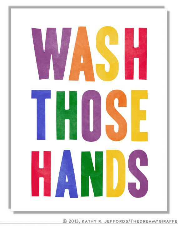 Bathroom Signs Wash Hands 8 best washing hands images on pinterest | bathroom ideas