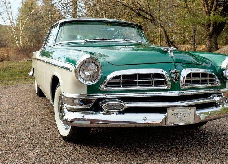 1955 chrysler new yorker for sale 1812226 hemmings motor news 40s 50s cars chrysler new. Black Bedroom Furniture Sets. Home Design Ideas