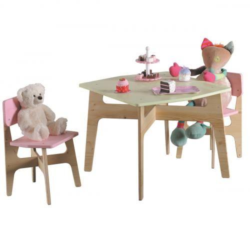 1000 id es sur le th me table chaise enfant sur pinterest for Table de jardin enfant