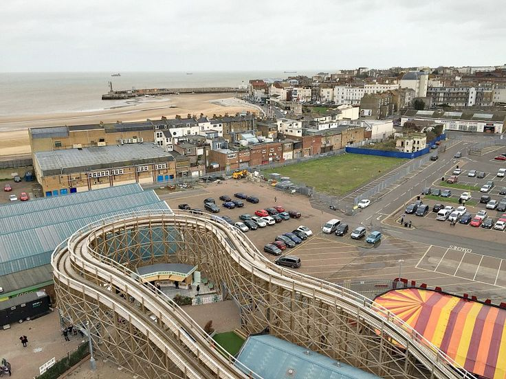 Dreamland Margate in Kent is now open in the winter too as The Frosted Fairground, read more about our day out.