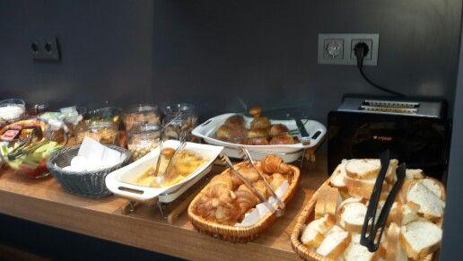 Hotel Alilass breakfast